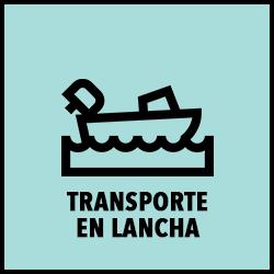 Transporte en Lancha