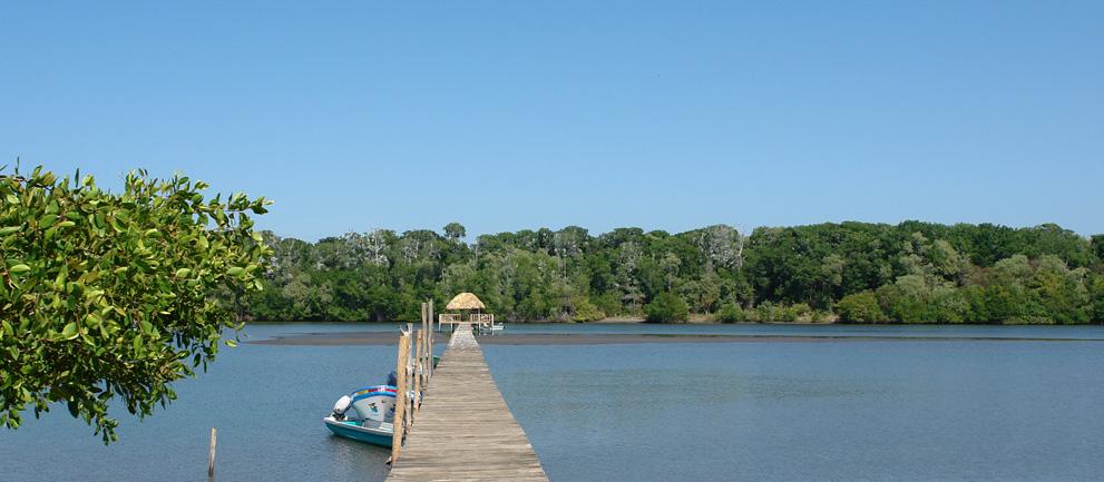 El Ballenato, uno de los puntos en la costa chiapaneca