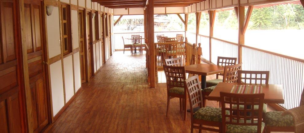 Finca cafetalera en Chiapas
