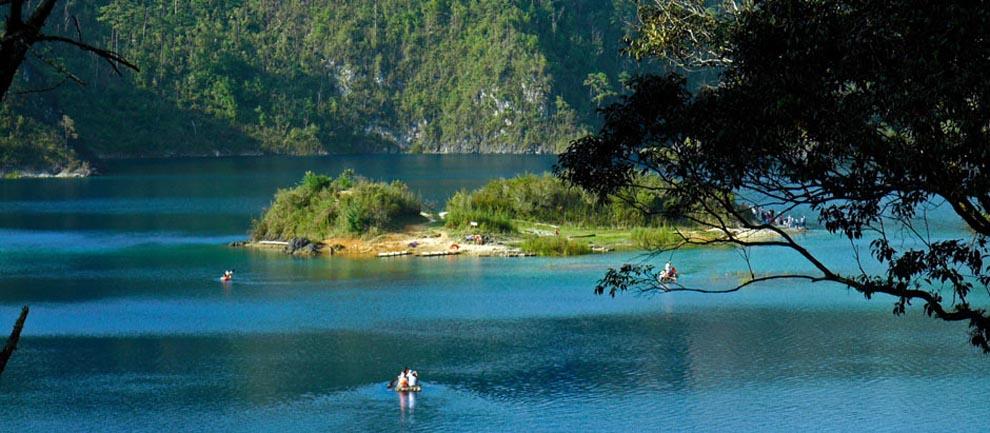 Tour Lagunas De Montebello