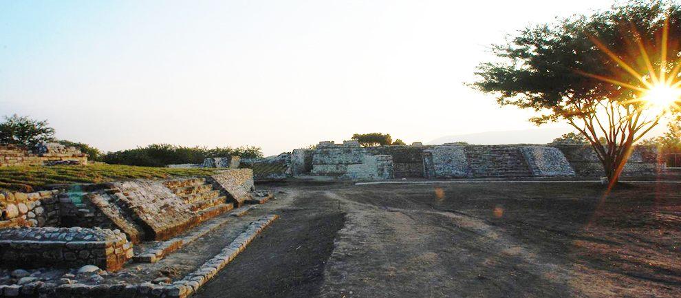 Resultado de imagen para ruinas de chiapa de corzo